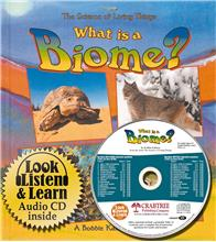 What is a Biome? - CD + PB Book - Package - Mixed Media