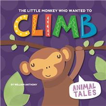 The Little Monkey Who Wanted to Climb - PB