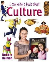 I can write a book about culture - HC