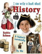 I can write a book about history-ebook