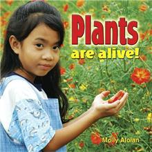 Plants are Alive! - eBook