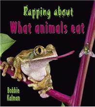 Rapping about What animals eat-ebook