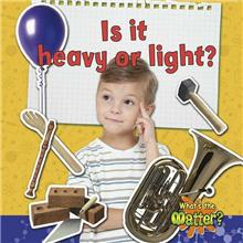 Is it heavy or light?-ebook