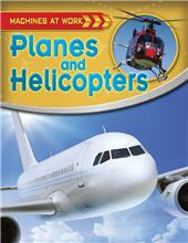 Planes and Helicopters-ebook
