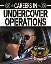Careers in Undercover Operations - PB