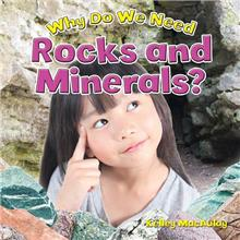 Why Do We Need Rocks and Minerals? - eBook