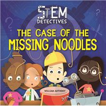 The Case of the Missing Noodles - PB