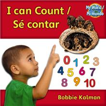 I can count / Sé contar - PB