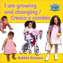 I am growing and changing / Crezco y cambio - HC