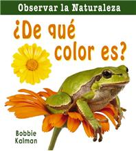 ¿De qué color es? - PB