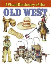 A Visual Dictionary of the Old West - eBook