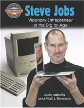 Steve Jobs: Visionary Entrepreneur of the Digital Age - eBook