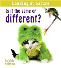 Is it the same or different? - eBook