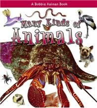 Many Kinds of Animals-ebook