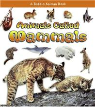 Animals Called Mammals-ebook
