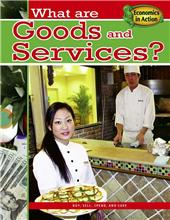 What Are Goods and Services?-ebook