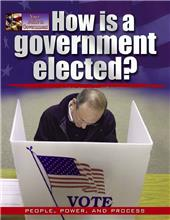 How is a government elected?-ebook