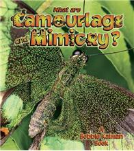What are Camouflage and Mimicry?-ebook