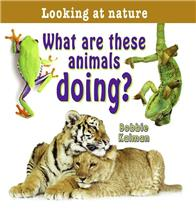 What are these animals doing? - eBook