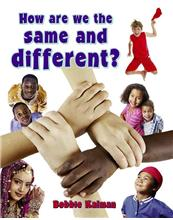 How are we the same and different? - eBook