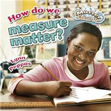 How do we measure matter? - eBook