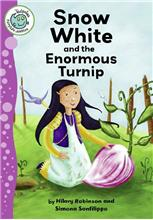 Snow White and the Enormous Turnip-ebook