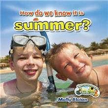 How do we know it is summer?-ebook