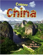 Conoce China - eBook