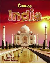 Conoce India - eBook