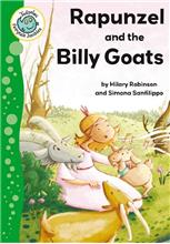Rapunzel and the Billy Goats-ebook