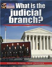What is the judicial branch?-ebook