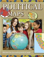 Political Maps - eBook