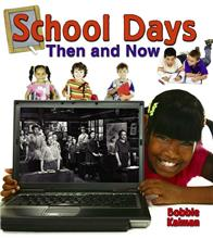 School Days Then and Now - eBook