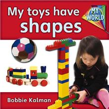 My toys have shapes - HC