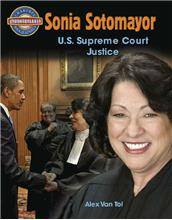 Sonia Sotomayor: U.S. Supreme Court Justice-ebook
