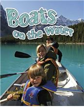 Boats on the Water - eBook