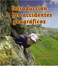 Introducción a los accidentes geográficos - eBook