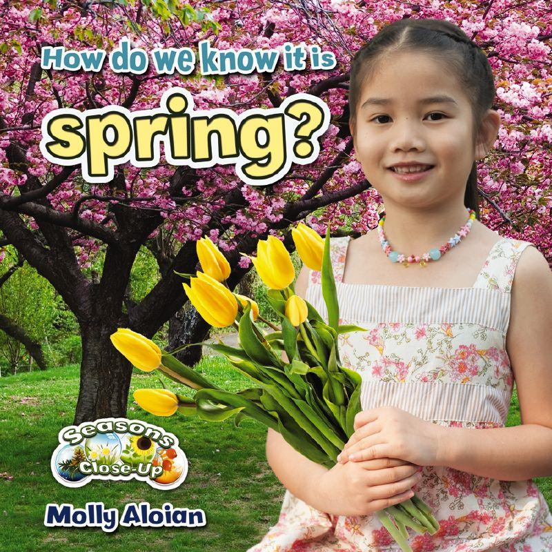 How do we know it is spring? - PB