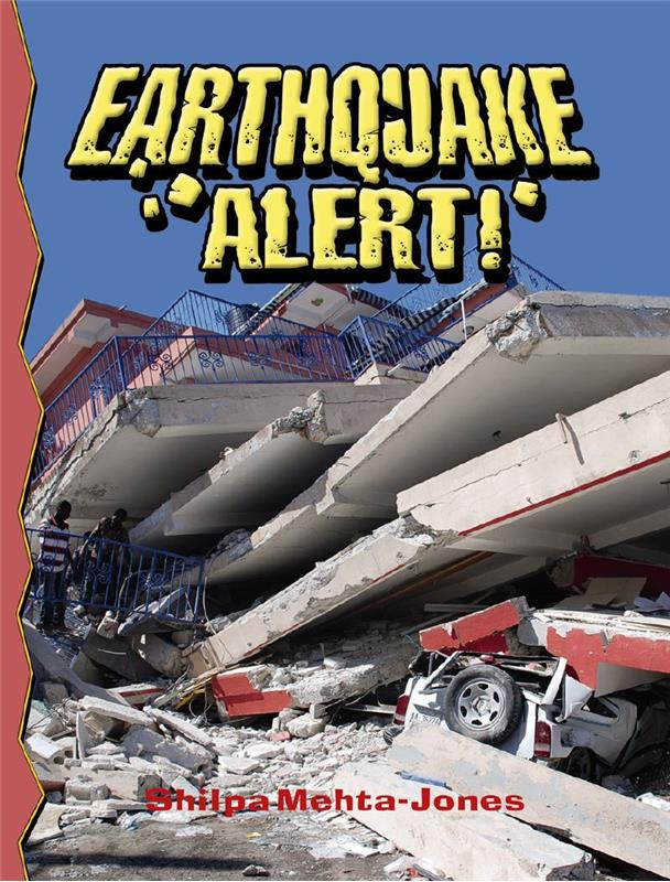 Earthquake Alert! (revised, ed. 2) - PB