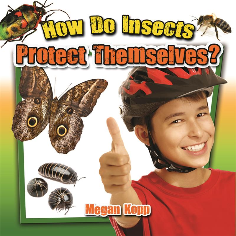 How Do Insects Protect Themselves? - PB