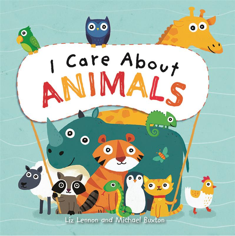 I Care About Animals - HC