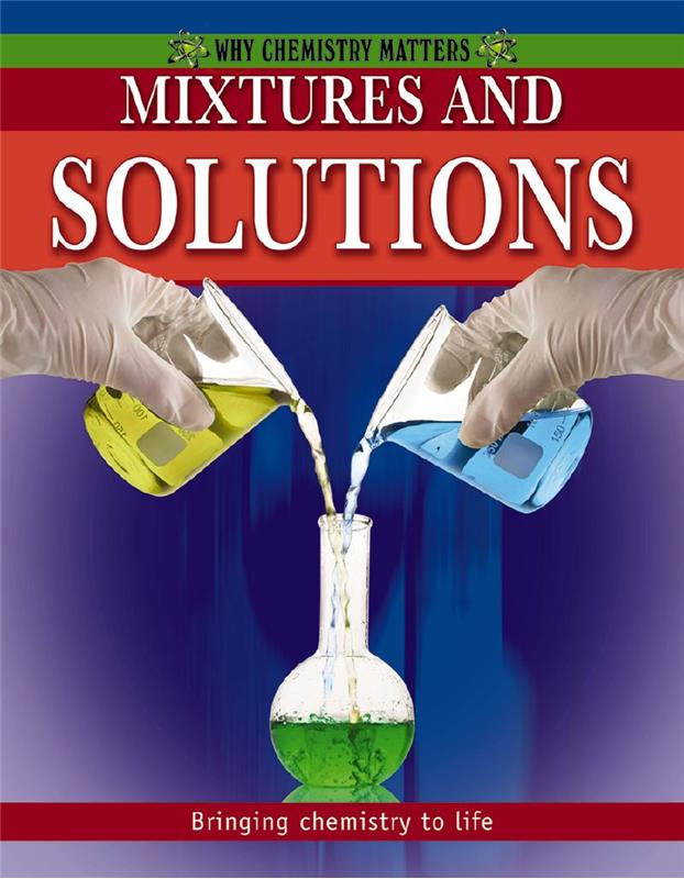Mixtures and Solutions - PB