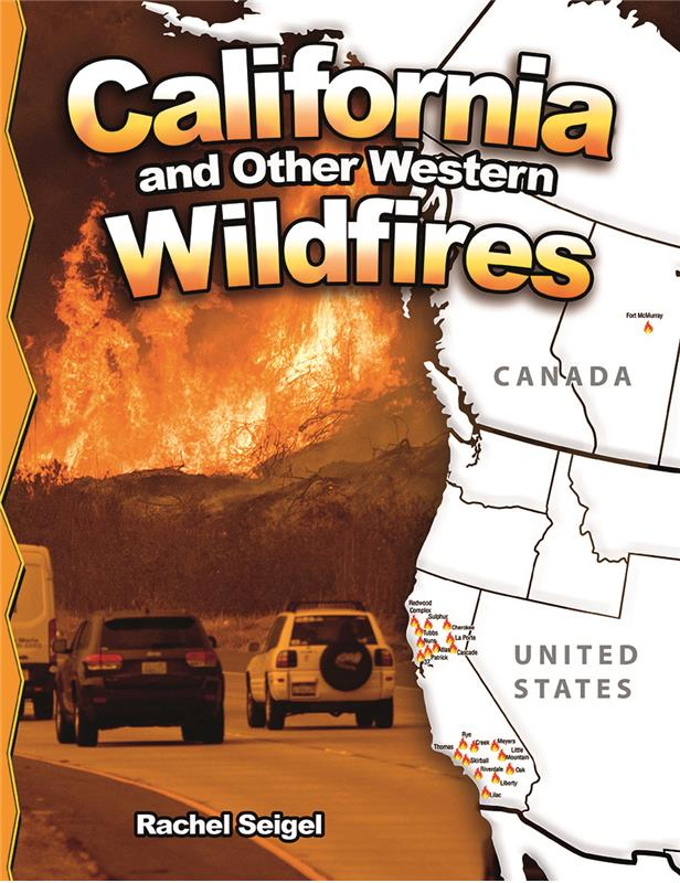 California and Other Western Wildfires - PB