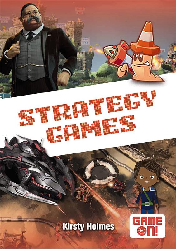Strategy Games - HC