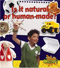 Is it natural or human-made?  - PB