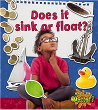 Does it sink or float? - PB