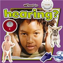 What is hearing? - PB