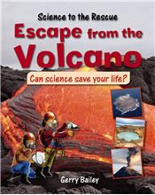 Escape from the Volcano - HC