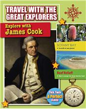 Explore with James Cook - PB