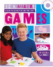 Maker Projects for Kids Who Love Games - eBook